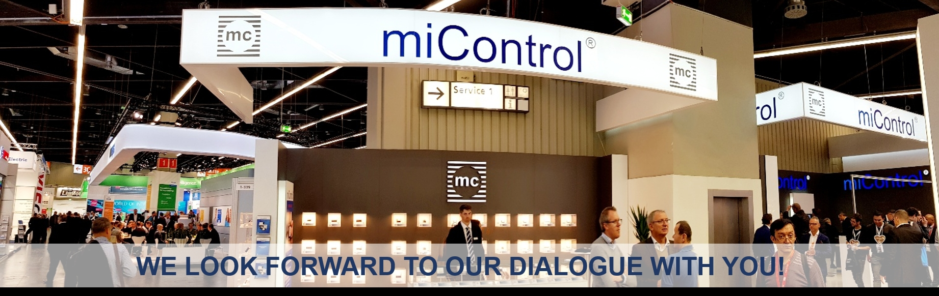 miControl Messstand
